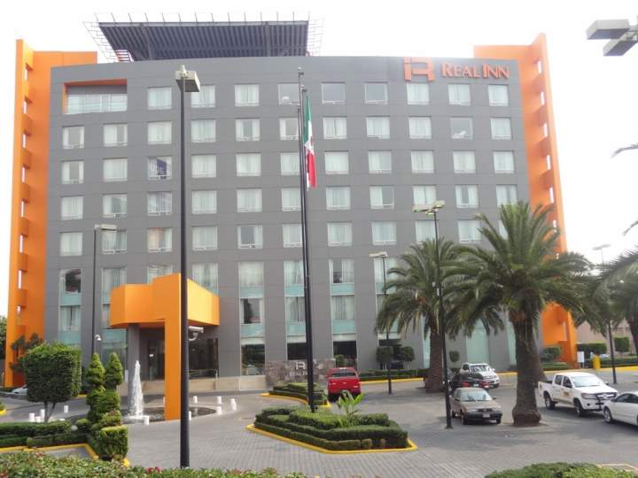 Hotel Real Inn Tlanepantla Mexico